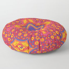 Zulu Imbenge Floor Pillow