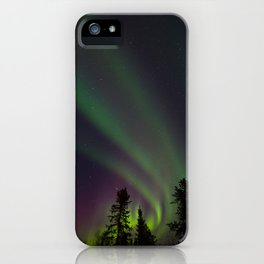 Northern Lights 3 iPhone Case