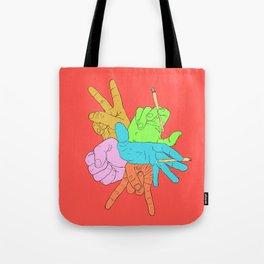 Handymano Tote Bag
