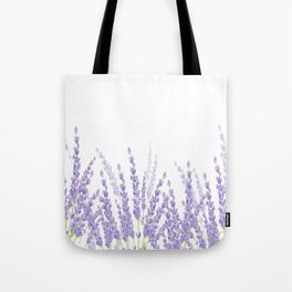 Lavender in the Field Tote Bag