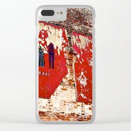 Oskar - Coca Cola Clear iPhone Case