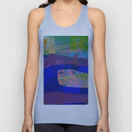 Navigating The Labyrinth Series 7 Unisex Tank Top