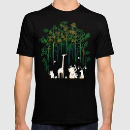 Re-paint the Forest T-shirt