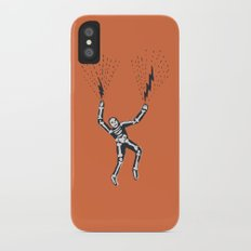 bolt hands Slim Case iPhone X