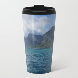 The Storm Approaches in Palawan Travel Mug