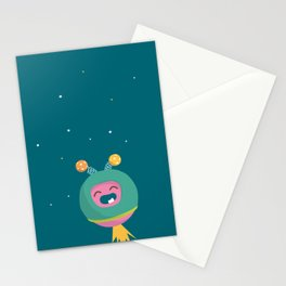 Letter O Stationery Cards