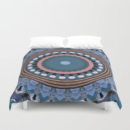 Some Other Mandala 480 Duvet Cover