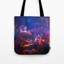 New View of Milky Way Tote Bag