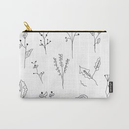 A collection of plants Carry-All Pouch