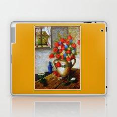 Hungarian Poppies Laptop & iPad Skin