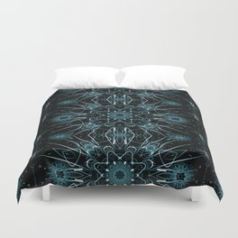 Radiance Of Thought Duvet Cover