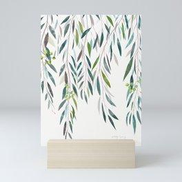Eucalyptus Drop  Mini Art Print