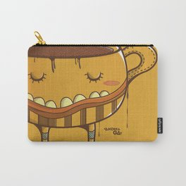 I want one cup of... Carry-All Pouch