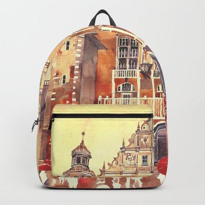 Poznań Backpack