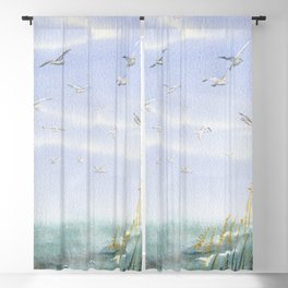 Come Fly With Me Blackout Curtain