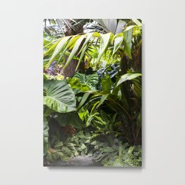 In the Jungle Metal Print