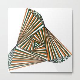 Ibis Metal Print