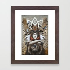 Kwanita Framed Art Print