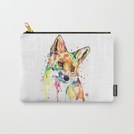 Fox - Whimsy Carry-All Pouch