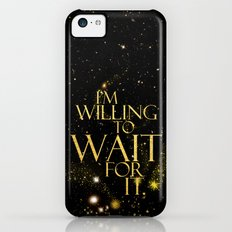 HM - Wait For It Slim Case iPhone 5c