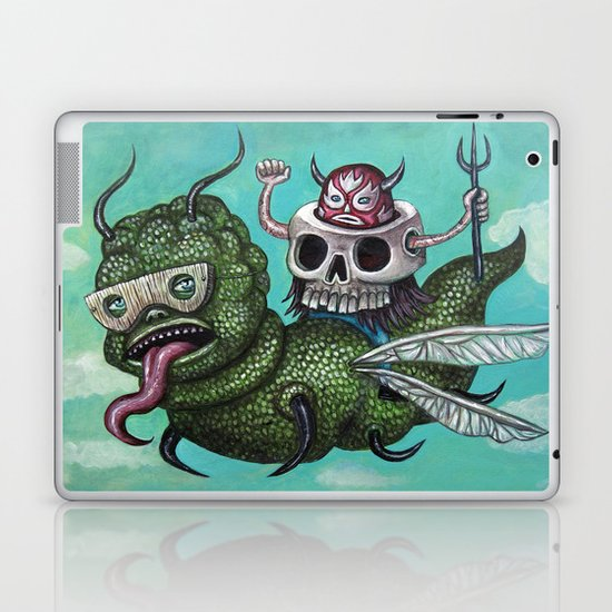 Ride of the Valkyrie Laptop & iPad Skin