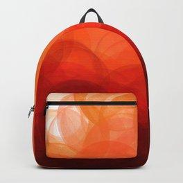 Sunset Globes Backpack