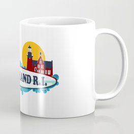 Block Island - Rhode Island. Coffee Mug