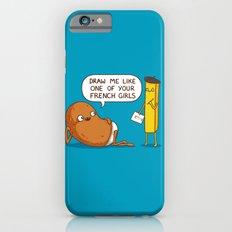 French Potato iPhone 6s Slim Case