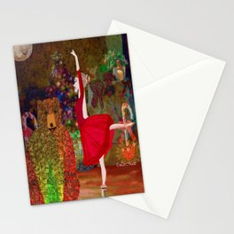 IT COMES BUT ONCE A YEAR Stationery Cards