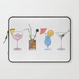 Happy Hour Cocktails Laptop Sleeve