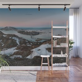 Sommaroy - Landscape and Nature Photography Wall Mural