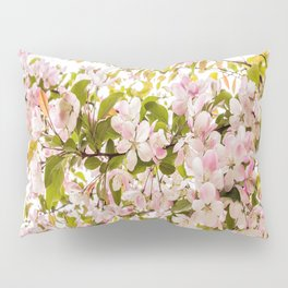 Blossoms Kissed by the Sun Pillow Sham