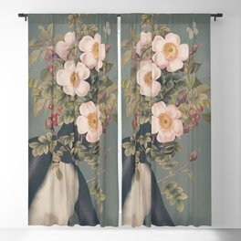 Blooming6 Blackout Curtain