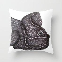 Carlos Throw Pillow
