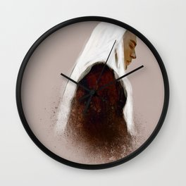 The Elven King Wall Clock