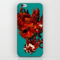 karma iPhone & iPod Skins featuring Karma by angrymonk