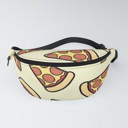 Pepperoni Pizza Pattern Fanny Pack
