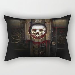 FOA 2014 artwork H.R. Giger style Rectangular Pillow