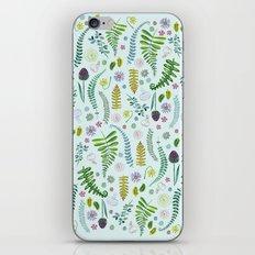 Sweet Ferns iPhone Skin