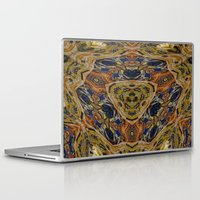 hippy Laptop & iPad Skins featuring Hippy by RingWaveArt