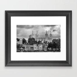 Tower of London Framed Art Print
