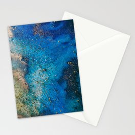 "Tides of Change | ""Nile Tributaries"" (2) Stationery Cards"
