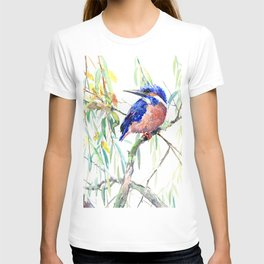 Kingfisher and Willow T-shirt