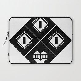 Tri-Eye Laptop Sleeve
