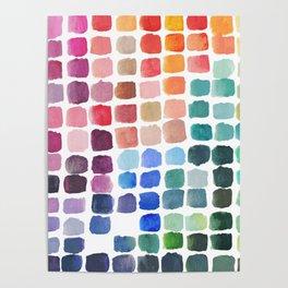 Favorite Colors Poster