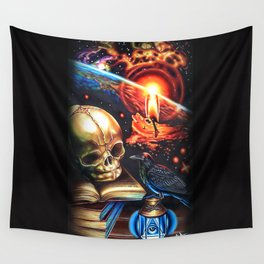 The Right Time Wall Tapestry