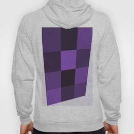 Abstract Ultra Violet Palette Hoody