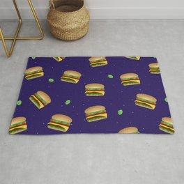 Cheeseburger Dreams Rug