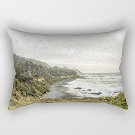 The View from Strawberry Hill, No. 1 Rectangular Pillow