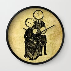 Family Time Wall Clock